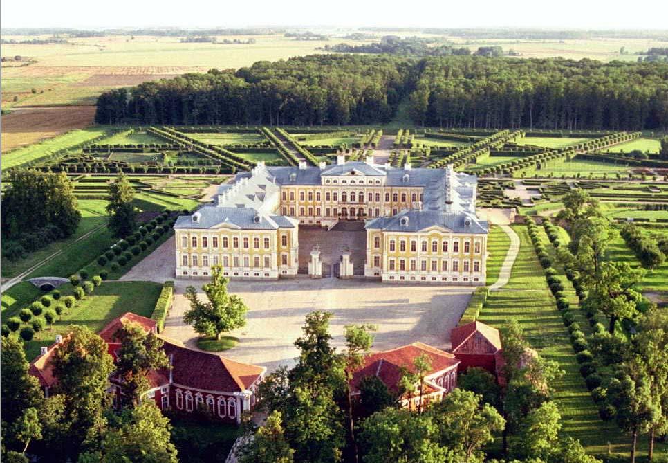 Туры в Елгаву, Латвия