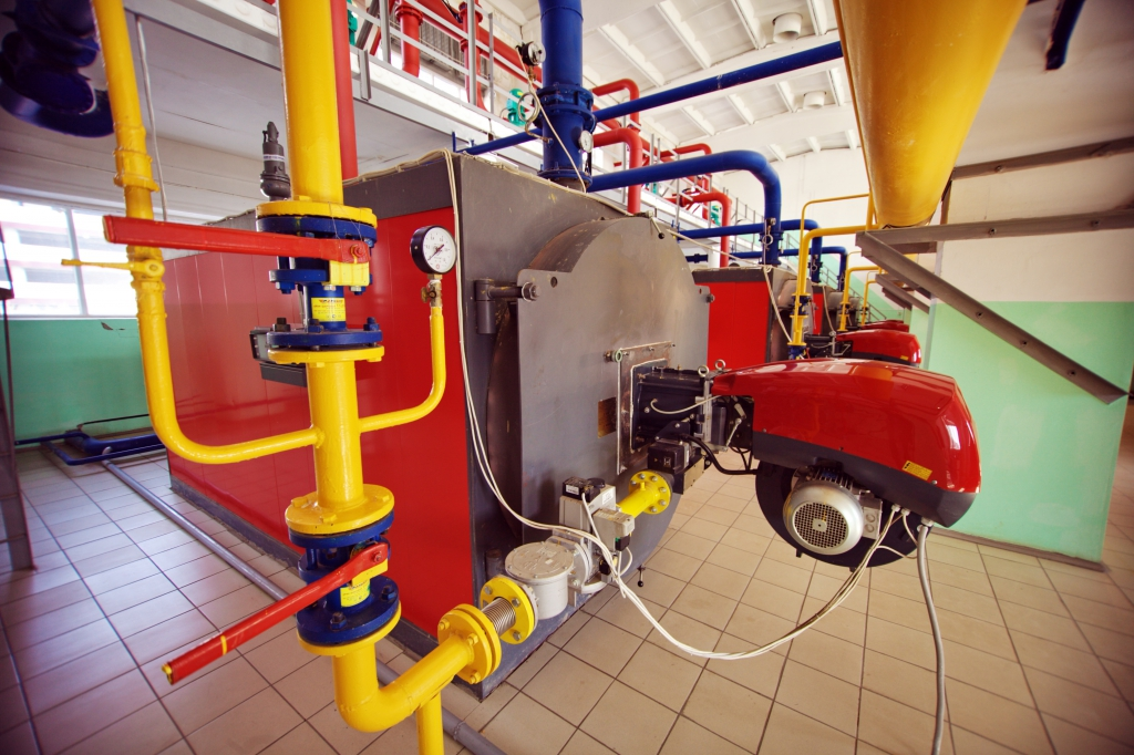 Монтаж и строительство газопровода